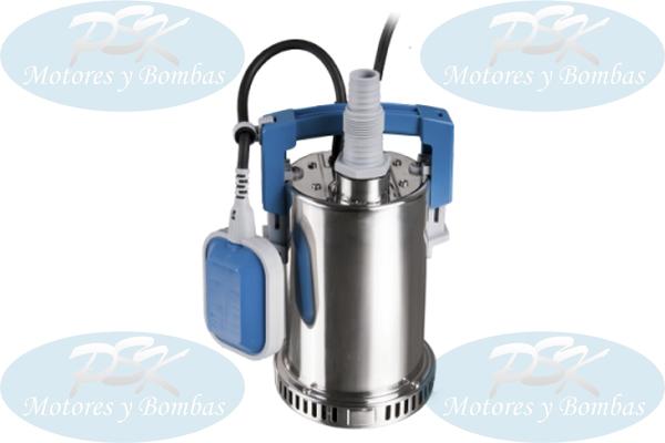 Bomba Desagote Motorarg Modelo SD INOX
