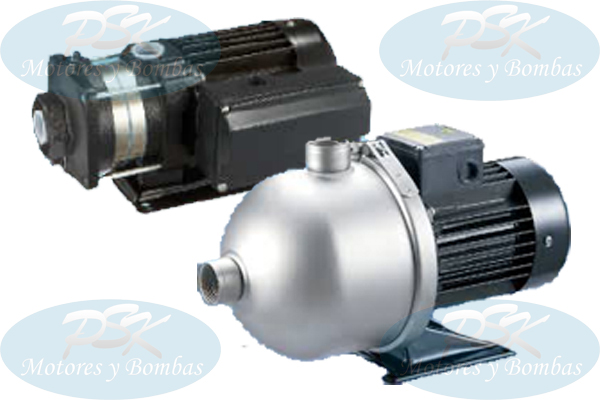 Bomba Multietapa Horizontal Rotor Pump Modelo PS