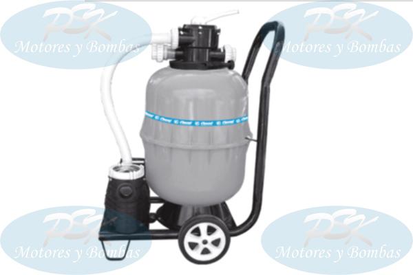 Equipo Filtrante Fluvial Modelo EFT