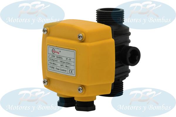 Sensor de Flujo Motorarg Modelo Flowcontrol
