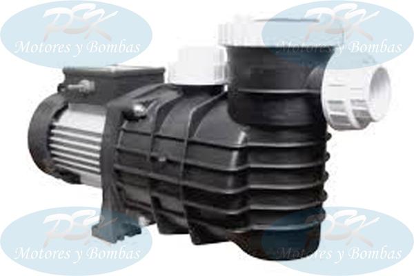 Bomba Autocebante Fluvial Modelo Plata