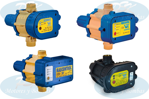 Automaticos Modelos Watertech