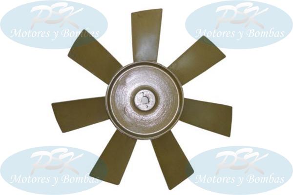 Hélice para extractor Axial Modelo AR