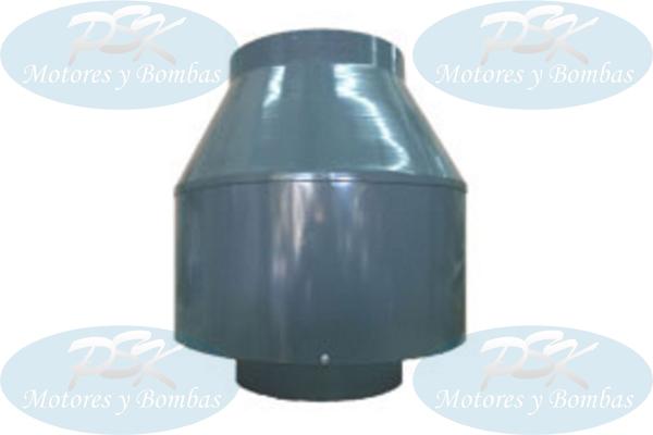 Extractor intermedio 20 cm / 8″