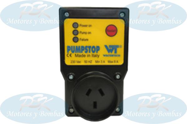 Protector de marcha en seco Watertech Modelo PumpStop
