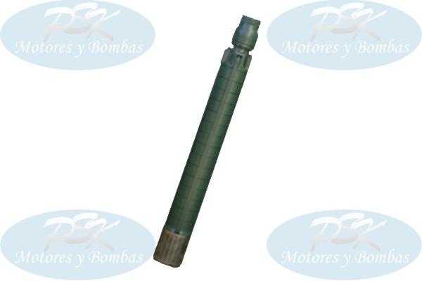 Bomba de Pozo Profundo 8″ Rotor Pump Modelo E8R35-40