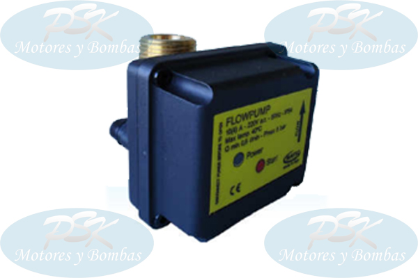 Sensor de Flujo Rotor Pump Modelo Flowpump