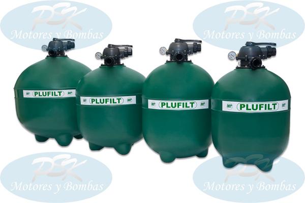 Equipo Filtrante Plufilt Serie MP