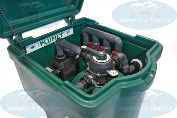 Equipo Filtrante Gabinetes marca Plufilt