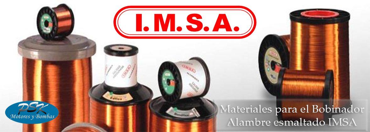 Alambre de cobre IMSA