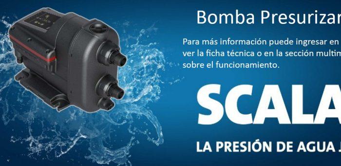Bomba Grundfos Scala2