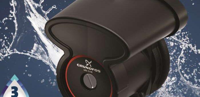 Lanzamiento Bomba Presurizadora Grundfos UPA 15-90 Black