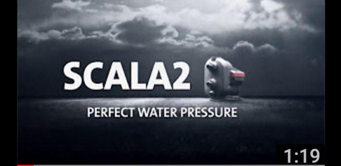 Grundfos SCALA2 Perfect water pressure