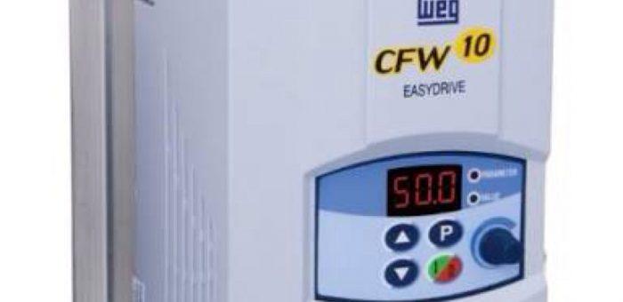 Puesta en marcha variador de frecuencia WEG Modelo CFW10